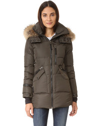 Fur cruiser parka medium 774764