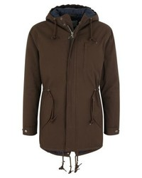 Pepe Jeans Parka Bark Brown