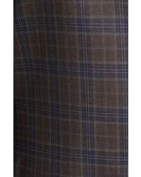 Ted Baker London Jones Trim Fit Plaid Wool Sport Coat
