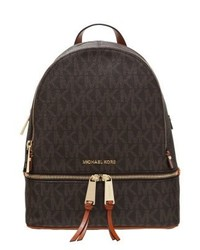 Rhea rucksack brown medium 4108687