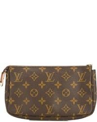 Louis Vuitton Vintage Logo Printed Clutch Bag