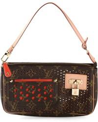 Louis Vuitton Vintage Collector Dots Clutch