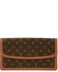 Louis Vuitton Vintage Dame Gm Clutch