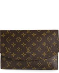Louis Vuitton Vintage Monogram Clutch