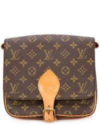 Vintage signature crossbody bag medium 251451