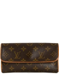 Louis Vuitton Vintage Twin Pm Crossbody Bag