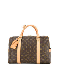 Louis Vuitton Vintage Carryall Travel Bag