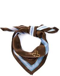 Vintage symbol print scarf medium 213073