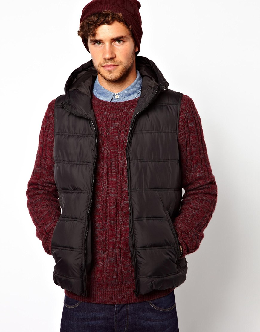 Asos Quilted Gilet