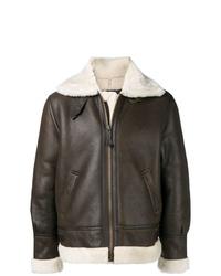 Schott Casual Leather Jacket