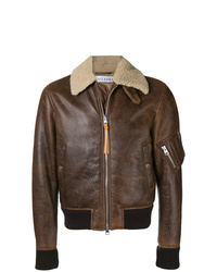 JW Anderson Shearling Collar Jacket