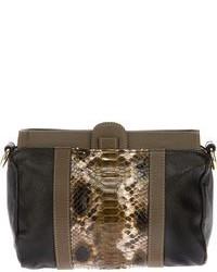 Snake print shoulder bag medium 84143