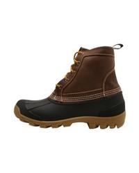 Kamik Yukon5 Winter Boots Dark Brown