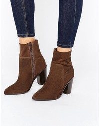 Eber suede ankle boots medium 1127112