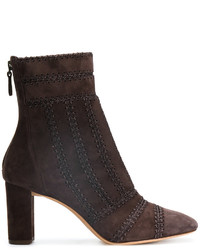 Zipped ankle boots medium 5052616