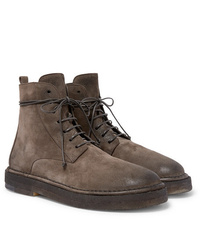 Marsèll Suede Boots