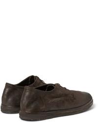 Suede Derby Shoes Marsèll Pg1GL5pbhw