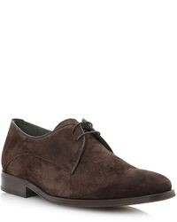 Cartier Roland Coastal Suede Gibson Lace Up