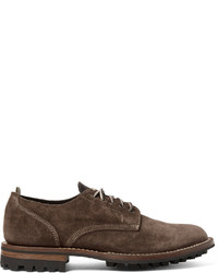 Victoria suede derby shoes medium 1124832