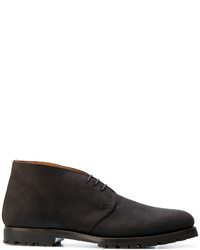 Contrast lining desert boots medium 4914205