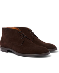 Hugo Boss Coventry Suede Chukka Boots