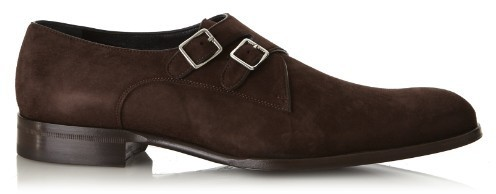 b97c98884289 ... Double Monks Mr. Hare Andreas Monk Strap Suede Shoes