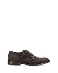 Henderson Baracco Classic Monk Shoes
