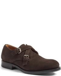 Vernon double monk strap shoe medium 792077