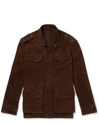 Kingsman Suede Field Jacket