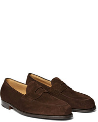 Lopez suede penny loafers medium 247991
