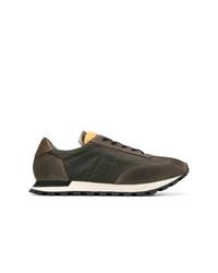 Maison Margiela Dirty Treatt Low Top Sneakers