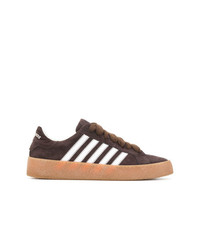 DSQUARED2 Platform Lace Up Sneakers