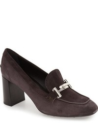 Tod's Double T Loafer Pump