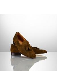 Ralph Lauren Chessington Tassel Loafer