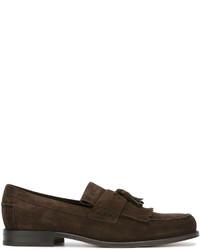 Tassel fringe loafers medium 3676290