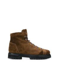 Santoni Hiking Boots