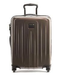 Dark Brown Suitcase