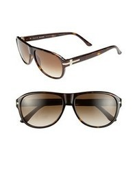 Gucci 58mm Sunglasses Brown Havana One Size