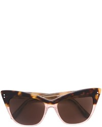 Linda Farrow Gallery Erdem Cat Eye Sunglasses