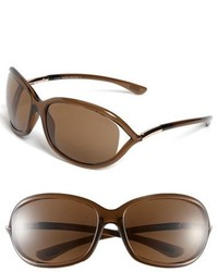 Tom Ford Jennifer 61mm Polarized Sunglasses