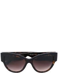 Versace Oversized Medusa Sunglasses
