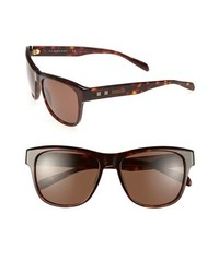 Burberry Retro Sunglasses Dark Tortoise One Size