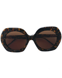 Thom Browne Rounded Sunglasses