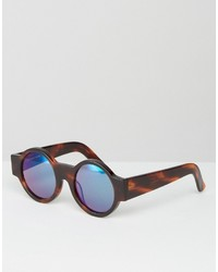 House of Holland Wideside Round Sunglasses