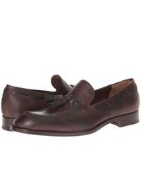 Dark brown tassel loafers original 5305919