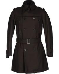 Dark Brown Trenchcoat
