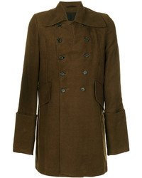 Ann Demeulemeester Classic Trench Coat