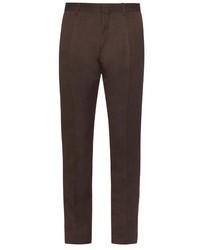 Cerruti 1881 Paris Single Pleat Wool Trousers