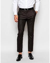Selected Homme Wool Pants In Slim Fit