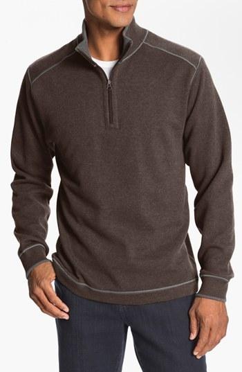 c03fde2f136 ... Cutter   Buck Regular Fit Quarter Zip Sweater ...